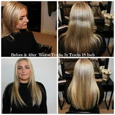 18 inch hair extensions before and after hair extension gallery extended hair and beauty