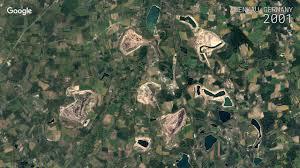 Google Maps Germany by Google Timelapse Zwenkau Germany Youtube