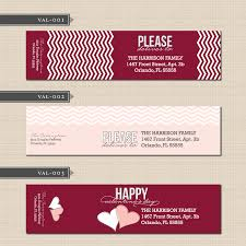 Valentine S Day Flags Belletristics Stationery Design And Inspiration For The Diy Bride