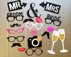 wedding photo booth props cheap party masks wedding photobooth props photo booth