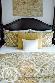 How To Put Duvet Cover Layering Bedding Like A Designer Stonegable