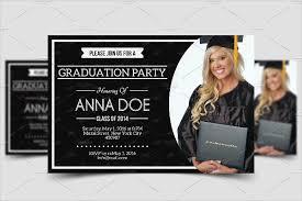 college graduation invites 28 exles of graduation invitation design psd ai vector eps