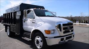 2005 ford f 650 dump truck 6 0l international youtube