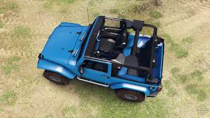 blue jeep wrangler blue for spin tires