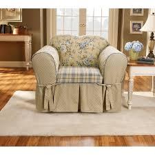 Loveseat Slipcover Sure Fit Lexington Cushion Loveseat Slipcover Loveseat