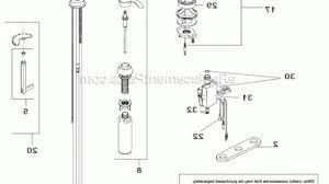 delta kitchen faucet parts diagram delta kitchen faucet parts diagram bloomingcactus me