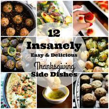 thanksgiving thanksgiving sides collage favorite