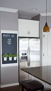 chalk paint ideas kitchen great kitchen chalkboard idea from the hatched home