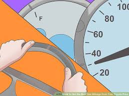 2007 toyota prius gas mileage how to get the best gas mileage from your toyota prius