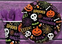 halloween table decorations u0026 tablecloth shindigz
