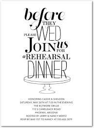 bridal dinner invitations simple rehearsal dinner invitations kawaiitheo