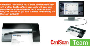 Dymo Business Card Scanner Cardscan Pty Ltd Welcome To Card Scan Technology
