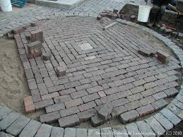 St Paul Patios by Salvaged Granite Cobble U0026 Clay Paver Patio The Irregular S U2026 Flickr