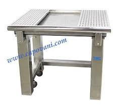 vibration isolation table used vibration isolation tables used surplus refurbished semiconductor