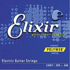 light electric guitar strings bajaao com buy elixir 12050 polyweb light 10 46 electric guitar