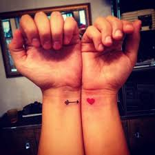 35 couple tattoos for couples who want to express their eternal