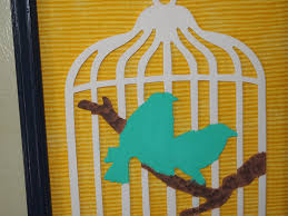 Homemade Wall Decor Easy Homemade Craft A Little Birdie Told Me Wall Art The Grant Life