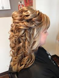 Fancy Updo Hairstyles For Long Hair by For My Sons Wedding Partial Updo Formal Wedding Hairstyles