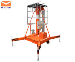 used electric lift table vertical lift always used as vertical cargo lift platform and