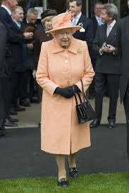 this is the one day of the week when the queen carries cash