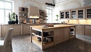 kitchen ceiling lights wooden kitchen island stone backsplash