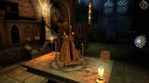 3d puzzle adventure game the house of da vinci sketches its way
