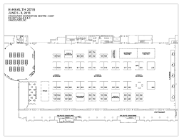 mohawk college floor plan e health 2016 exhibition