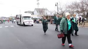 fan van party bus fan van party bus in st patrick s day parade whats up youtube