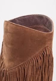 womens brown leather biker boots alma en pena women cowboy u0026 biker boots en cowboy biker camel