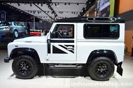 defender jeep 2016 2017 land rover defender new rendering