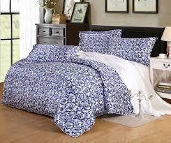 King Comforter Sets Blue Nursery Decors U0026 Furnitures Blue And White King Comforter Sets