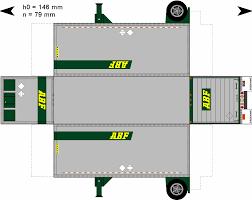 truck paper kenworth tractor trailer truck paper models truck autos post paper