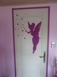 deco chambre fee la chambre d ines la princesse le sticker fée clochette fait