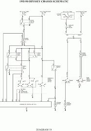 honda odyssey wiring diagram u0026 1997 honda odyssey electrical