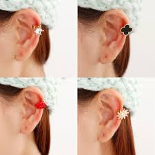ear cuffs for pierced ears oka jewelry ebay stores