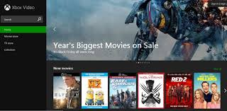 microsoft launches xbox video on the web lets you stream movies