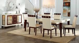 impressive ideas high dining room sets stunning design bar height