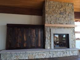 fireplaces telluride stone
