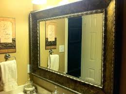 Home Depot Bathroom Mirror Bathroom Mirrors Home Depot Homefield For Inside At Idea 15