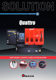 quattro amada pdf catalogue technical documentation brochure