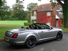 bentley continental convertible weekends bentley continental supersports convertible exhausted ca