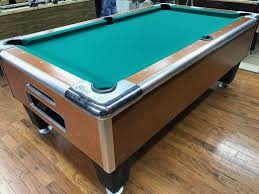 Used Pool Table by Table 0412117 Shelti Used Coin Operated Pool Table Used Coin