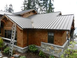 pros u0026 cons of metal roofing snow metals and metal roof