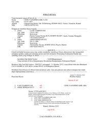 format surat kuasa jual beli rumah 14 contoh surat kuasa khusus pengambilan bpkb ijazah uang doc