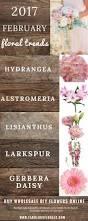 2017 february seasonal wedding flower trends www fabulousflorals