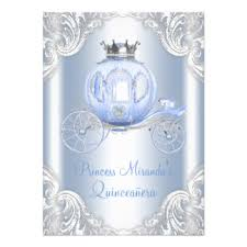 quinceanera cinderella theme cinderella invitations announcements zazzle
