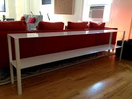 Ikea Sofa Table by Extra Long Sofa Table Best Home Furniture Decoration
