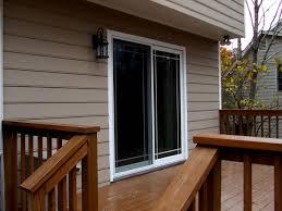 sliding external glass doors exterior sliding glass doors home design