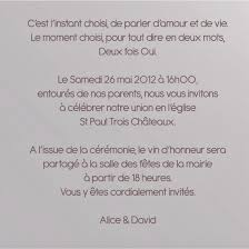 texte original faire part mariage trendy wedding mariage wedding un faire