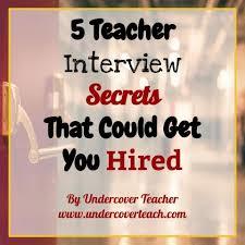 best 25 teacher interviews ideas on pinterest teacher portfolio